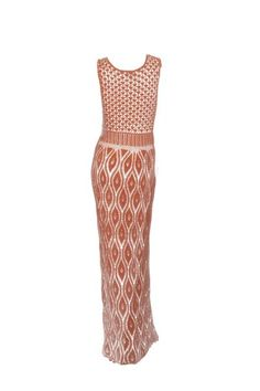 Designer crochet dress from Chotika Design, a boutique that just launched its website