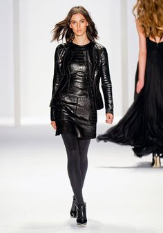 New York Fashion Week Fall 2012 Trend Report - Runway Fall Fashion Trends 2012 - Harper's BAZAAR#slide-1