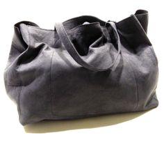 borsa shopper in vera pelle di prima qualità  di JDKbagsandmore,
