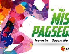 """Check out new work on my @Behance portfolio: """"Projeto Missão PagSeguro"""" http://on.be.net/1dXGW0J"""