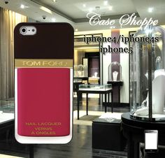 Tom Ford Nail polish iphone5 case Samsung Galaxy S3 by CaseShoppe, $17.99
