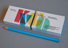 love the color, transparency, and carry over from front to back [by Kerr Vernon Graphic Design] via lovely stationery