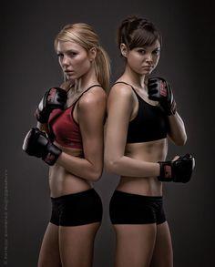 Credit Patrick Shipstad. UFC fitness