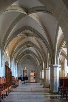 Kuressaare episcopal castle inside, Saaremaa island, Estonia