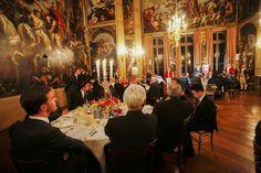 Diner Paleis Huis ten Bosch