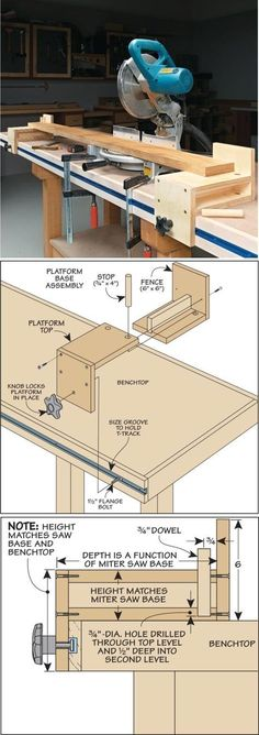Woodworking Plans - CLICK THE PICTURE for Lots of Woodworking Ideas. #woodprojectplans #wooden