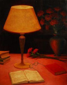 11) lampada gialla 60 x 80