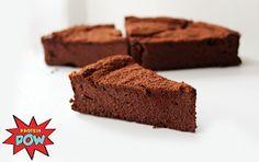 Protein Pow: My Post-Workout Chocolate Protein Cake
