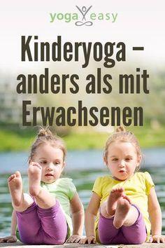 Yoga für Kinder: Das ist wichtig beim Kinderyoga