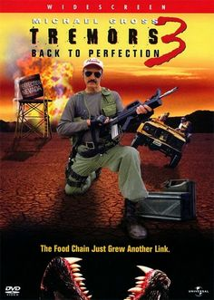 Michael Gross & Shawn Christian & Brent Maddock-Tremors Back to Perfection Sci Fi Movies, Action Movies, Hd Movies, Movies To Watch, Movies Online, Movies And Tv Shows, Nevada, Streaming Hd, Streaming Movies