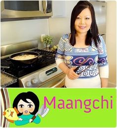 Cooking Korean food with Maangchi - She makes the BEST Korean recipes!!! http://www.youtube.com/maangchi/