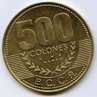 Monedas Costa Rica Buscar Con Google