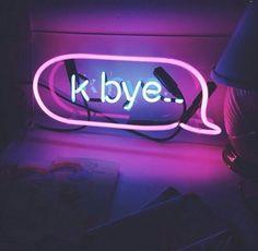 Imagem de neon, grunge, and light