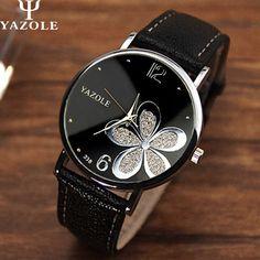 Quartz watch women watches Luxury Brand Watches 2016