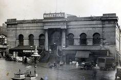 Market Hall Bull Ring Birmingham England 1870