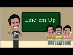 """Mister C knows the importance of lining up his decimals before adding or subtracting! This fun song was made to remind students of all ages to """"Line 'em Up""""! Elementary Math, Upper Elementary, Adding Decimals, Math Songs, Teaching Math, Teaching Ideas, Singapore Math, Math Problem Solving, Fourth Grade Math"""