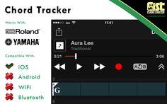 Yamaha Chord Tracker Android