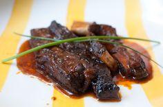 Beef Short Ribs (Crock Pot)