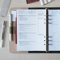 "This post was reposted using ・・・ ""I've been working on a very basic printable bullet journal template,…"