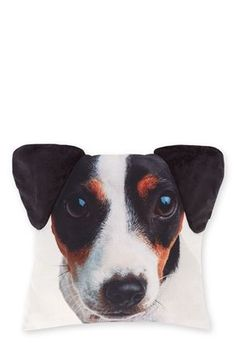 Jack Russell cushion from Next