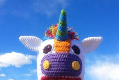Crocheting: Unicorn & Horse Hat Pattern
