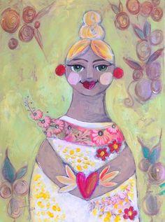 Art by Ansu Studio Art, Princess Zelda, Disney Princess, Art Studios, Mixed Media Art, Paper Art, Disney Characters, Fictional Characters, Aurora Sleeping Beauty