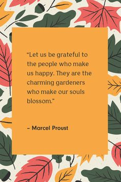 42 Uplifting Thanksgiving Quotes to Share With the Whole Dinner Table