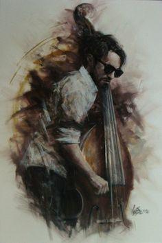 All That Jazz by Canadian artist Rémi LaBarre