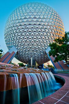 Epcot -Disney World