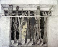 bozzetto 003 con gigantografia, Lucia Bramati