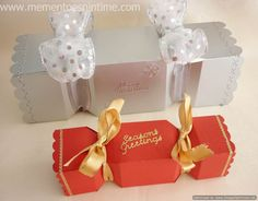 Box Templates - Mementoes In Time