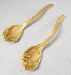 Michael Michaud - Table Art - Radicchio Spoon Set