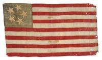 Early Confederate Secession Flag civil-war