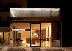 Hotel Talblick Weinbar Montevino Fine Dining, Architecture