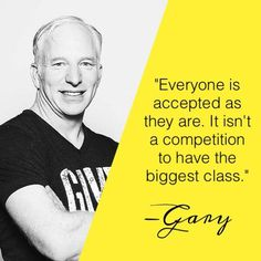 Did you know that we have some amazing #REFITDudes in our midst? Meet Gary from Washington! We love having Gary as an instructor and love his story!