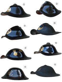 Bac Ninh Miniatures: Short guide about uniforms in the Boshin war Samurai Helmet, Samurai Armor, Japanese Warrior, Japanese Sword, Boshin War, Samurai Concept, Geisha, Kamakura Period, Japanese Outfits