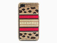 I need this girlie iPhone bling Only $10.88 cha ching