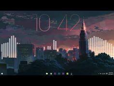 Tokyo Desktop - Make Windows Look Better - YouTube