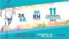 11ª Carrera Turistica, 30-jul, Pabellón cultural de la republica, Cabo San Lucas