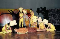 lion king school play costume | Gateway to Theatres - Kids Theatre, Musical Plays, Theatre Companies ...