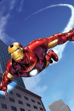 Iron Man - artist?