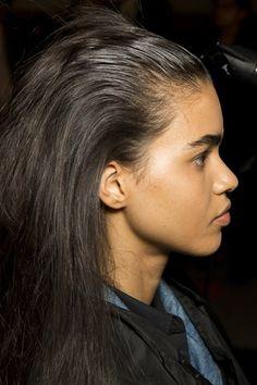 Proenza Schouler spring/summer 2015 hair