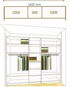 Standard Wardrobe Closet Design Guidelines - Engineering Discoveries Wardrobe Design Bedroom, Master Bedroom Closet, Wardrobe Closet, Wardrobe Doors, Built In Wardrobe, Custom Closet Design, Closet Designs, Wardrobe Dimensions, Dressing Design