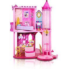 Barbie Escola de Princesas - Castelo - Mattel