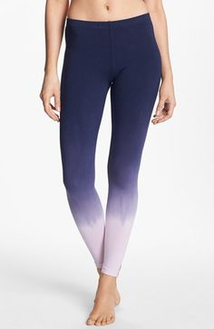 Soul, Mind, Breath, Life Ombré Leggings available at #Nordstrom