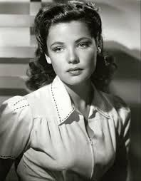 Image result for Gene Tierney fashion