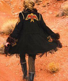 Rainbird Coat by Double D Ranch