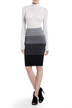 How To Wear A Pencil Skirt - Work Skirts For Summer