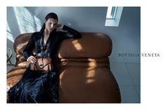 Vittoria Ceretti by Todd Hido for Bottega Veneta SS 2017 Campaign
