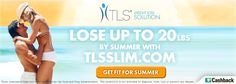 Other programs tell you what they think works; With TLS Weight Loss Solution, it's all about what works for you. TLS is about education and implementation, not limitation. The only limits in TLS are those you put on yourself. Anything is possible when you Live the lifestyle.